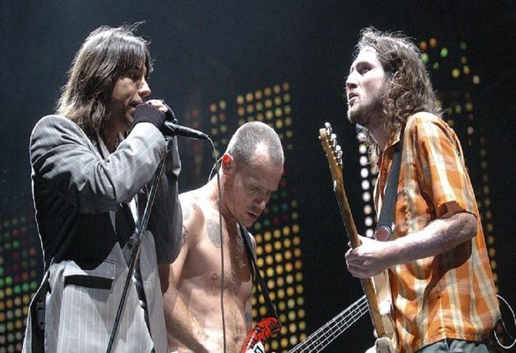Red Hot Chili Peppers: Επέστρεψε στη μπάντα ο σπουδαίος John Frusciante