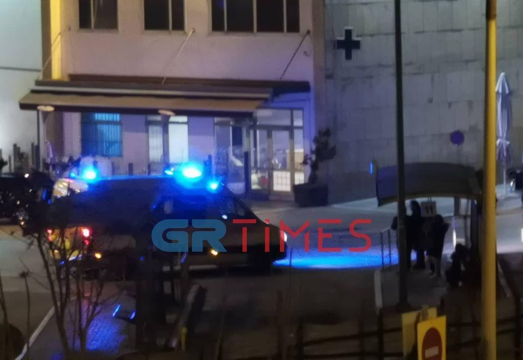 Θεσσαλονίκη: Γυναίκα έπαθε εγκεφαλικό στον ΟΣΕ