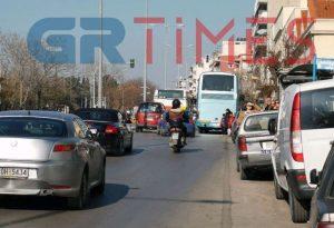 Οδός Λαγκαδά: Ολοκληρώνεται η διάνοιξη 12 χρόνια μετά!