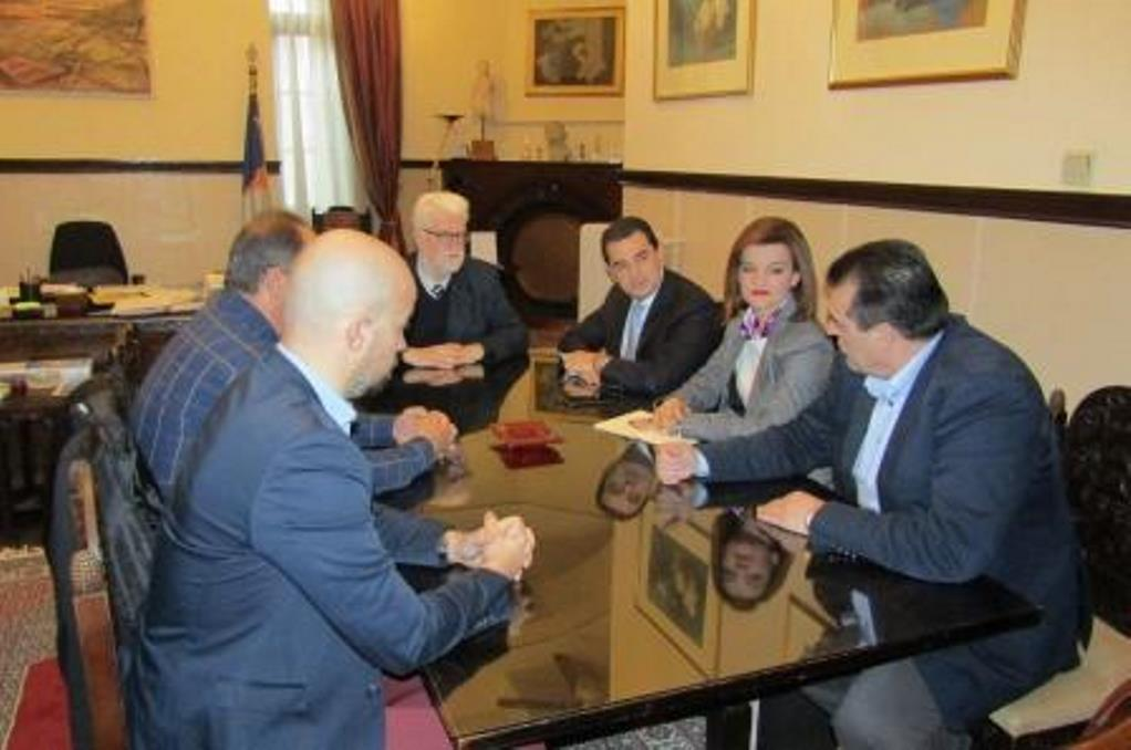 Ιωάννινα: Σύσκεψη για τον πρωτογενή τομέα