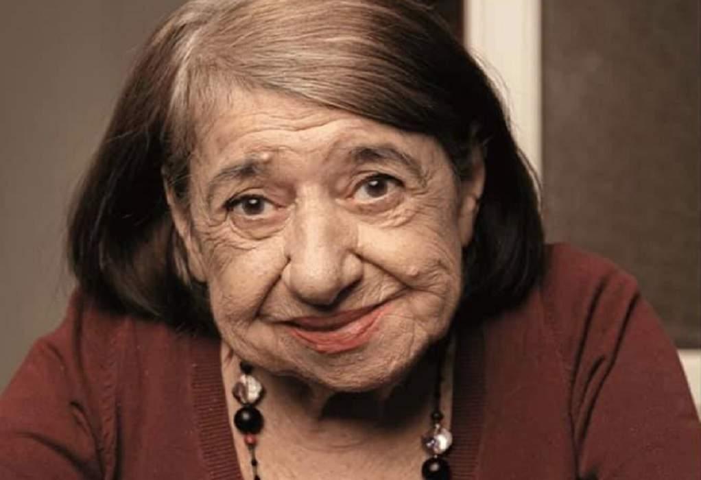 Πέθανε η ποιήτρια Κατερίνα Αγγελάκη Ρουκ
