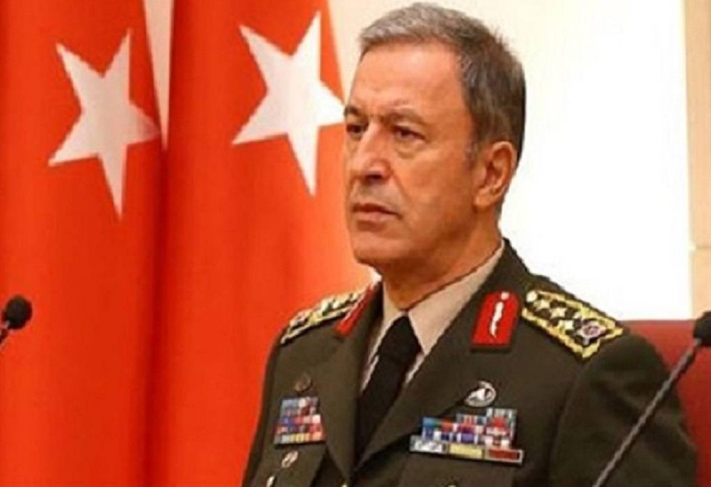 Ακάρ: Η Τουρκία έχει την ικανότητα να υπερασπιστεί τη Γαλάζια Πατρίδα