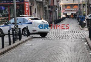 Θεσσαλονίκη: Καρτέρι ληστών σε λογίστρια (ΦΩΤΟ)
