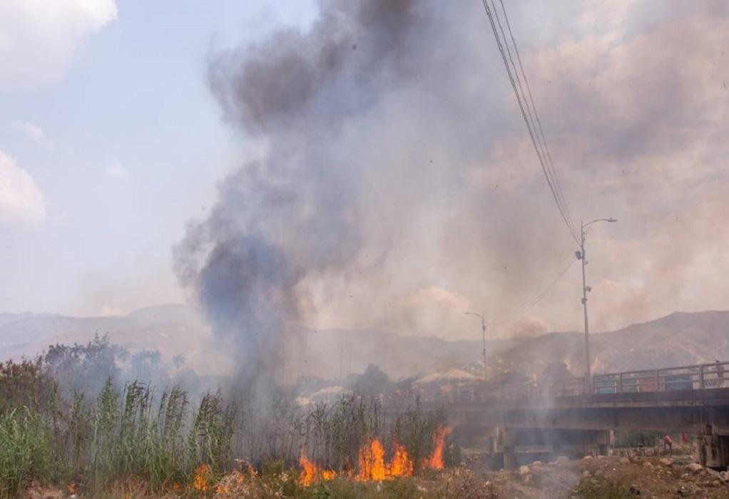 Βενεζουέλα: 11 νεκρά αγόρια σε πυρκαγιά φυτείας ζαχαροκάλαμων