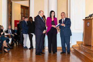 Ίδρυμα Μπότση: Οι δημοσιογράφοι που βραβεύτηκαν (ΦΩΤΟ)