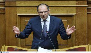 Γεραπετρίτης: Δεν συζητάμε με Τουρκία όσο παραβιάζουν εναέριο και θαλάσσιο χώρο