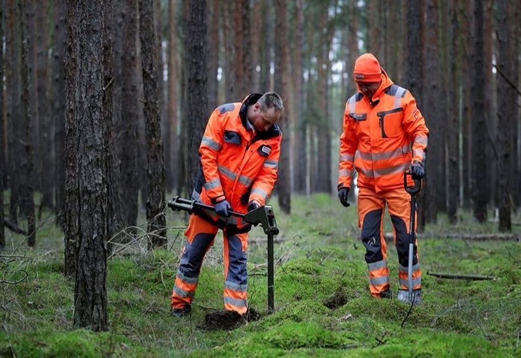 Γερμανία: Πυροτεχνουργοί εξουδετέρωσαν επτά βόμβες