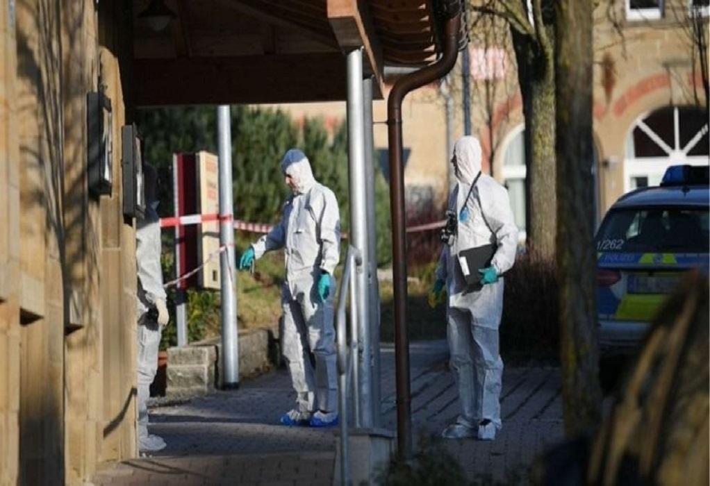 Τραγωδία στην Γερμανία: Σκότωσε 6 μέλη της οικογένειάς του