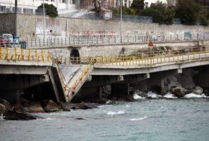 ΕΟΑΕ-Γέφυρα Καβάλας: Ματαίωση διαγωνισμού, πάει πίσω το έργο