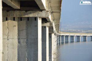 Ανησυχία για τη γέφυρα των Σερβίων (VIDEO)