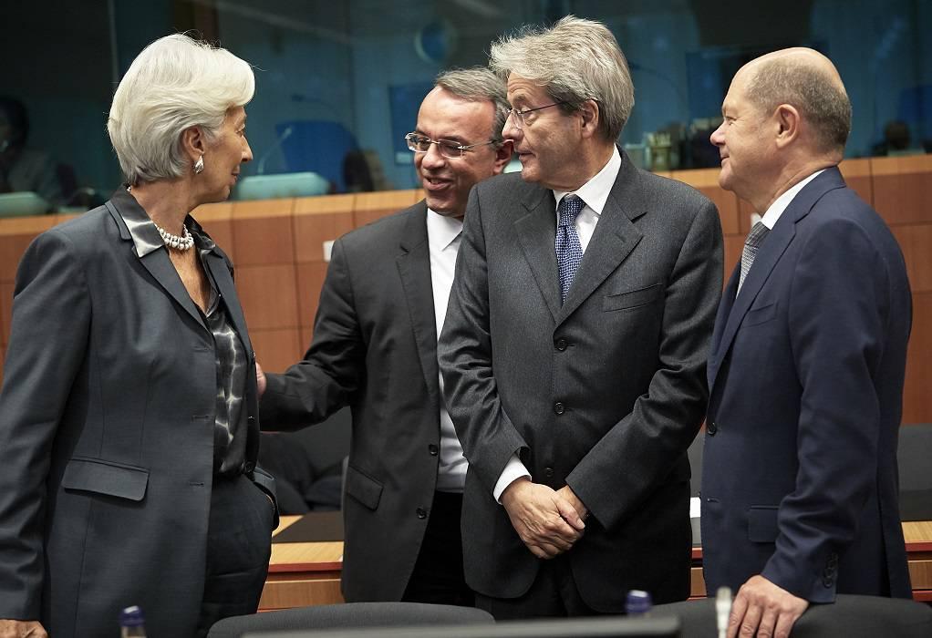 Eurogroup: Θετικά μηνύματα για την οικονομία