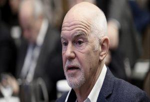Παπανδρέου: Προϋπόθεση η τήρηση της Συμφωνίας των Πρεσπών