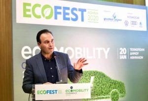 Δ. Παπαστεργίου: Οι 5 άξονες για πιο πράσινες πόλεις