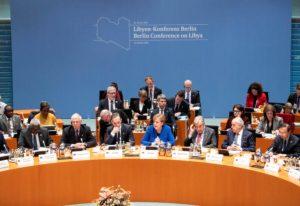 Διάσκεψη του Βερολίνου: Σύσταση επιτροπής παρακολούθησης στη Λιβύη