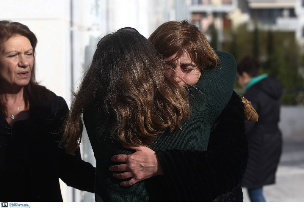 Ξέσπασε κατά των δραστών η μάνα της Ε. Τοπαλούδη
