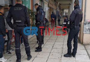 Θεσσαλονίκη: Στοχευμένοι έλεγχοι από την ΕΛΑΣ