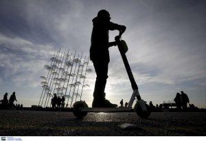 Δήμος Θεσσαλονίκης: Ετοιμάζει κανονιστική για τα πατίνια