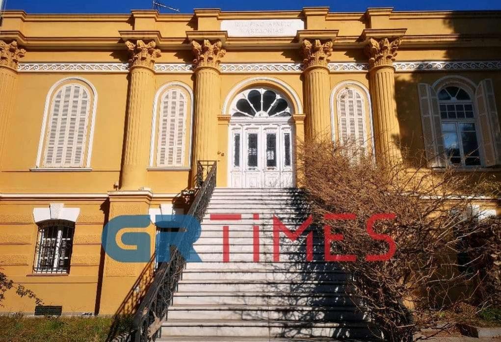 Διαμαρτυρία δικηγόρων για την κατάσταση στο Ιστορικό Αρχείο Μακεδονίας