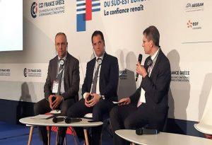 Καράογλου: Κάλεσε Γάλλους επενδυτές στη Β. Ελλάδα