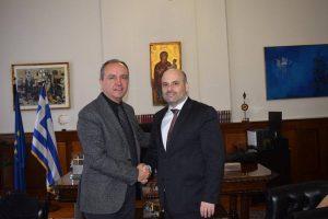ΥΜΑΘ: Συνεργασία με την Εθνική Αρχή Διαφάνειας