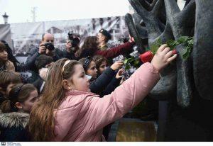 Η Θεσσαλονίκη τίμησε τα θύματα της εβραϊκής της κοινότητας