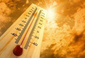 Καιρός:Σε υψηλά επίπεδα και σήμερα η θερμοκρασία