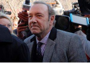 Αποσύρθηκε μήνυση σε βάρος του Κέβιν Σπέισι