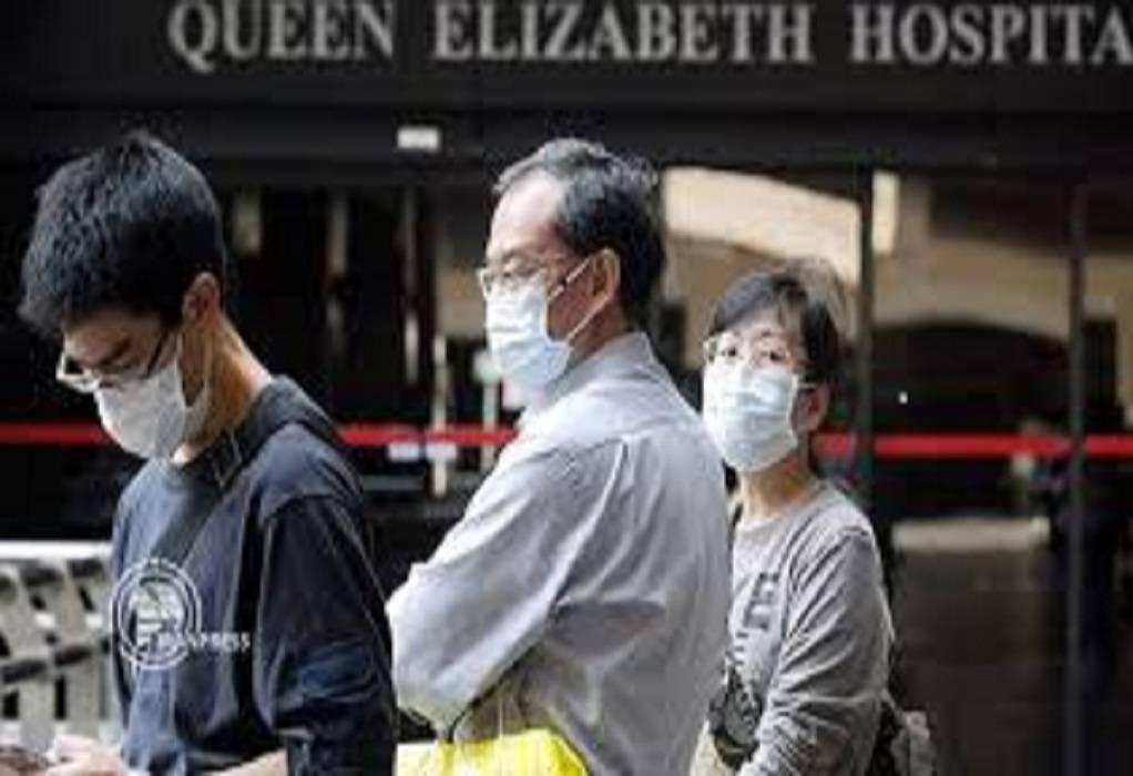 Κίνα: 124 κρούσματα κορωνοϊού σε 24 ώρες