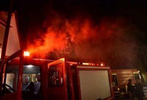 Κιλκίς: Νεκρός από πυρκαγιά σε κατοικία