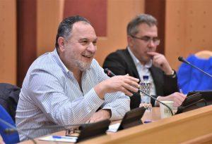 ΠΕΔ Κρήτης: Παρέμβαση Γ. Κουράκη στην ΚΕΔΕ