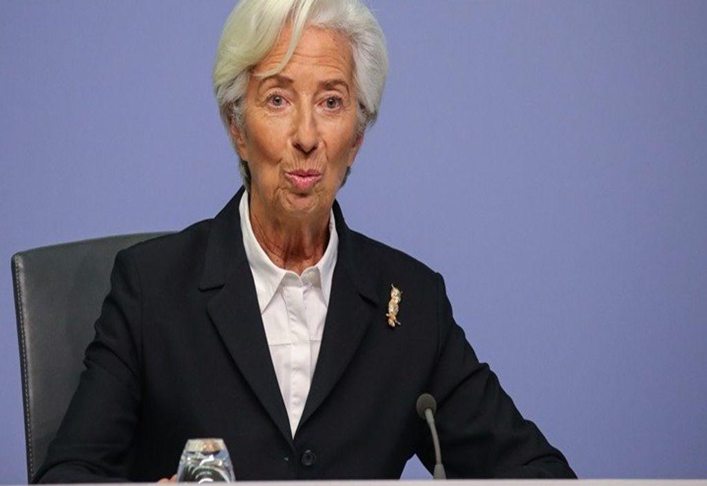 Λαγκάρντ: Στα ύψη φέτος η ύφεση στην Ευρωζώνη