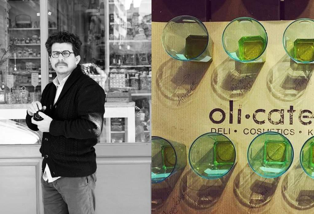Olicatessen: Σεμινάριο για το ελαιόλαδο