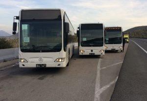 ΟΣΕΘ: Ενίσχυση της γραμμής 55 «Σταυρούπολη-Ωραιόκαστρο»