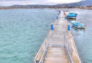 Μαρίνα γίνεται το λιμάνι του Μεγάλου Αλεξάνδρου