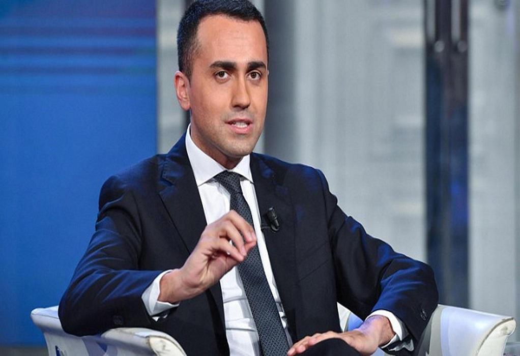 Ιταλία: Διαψεύδει Ερντογάν για κοινές γεωτρήσεις στην Λιβύη