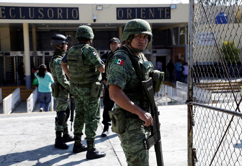 Μεξικό: 16 νεκροί κρατούμενοι από επεισόδια