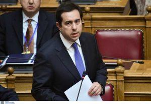 Μηταράκης: Τετραπλάσιες οι αποφάσεις επί των αιτήσεων ασύλου