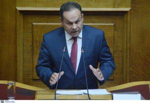 Εκλογή ΠτΔ: Βλάβη στο ΙΧ του Μανωλάκου- Έτρεχε να προλάβει την ψηφοφορία