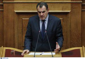 Ν. Παναγιωτόπουλος: «Η Ελλάδα προετοιμάζεται και για στρατιωτική εμπλοκή»