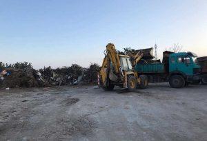 Δήμος Θερμαϊκού: Απομάκρυνση ογκωδών απορριμμάτων