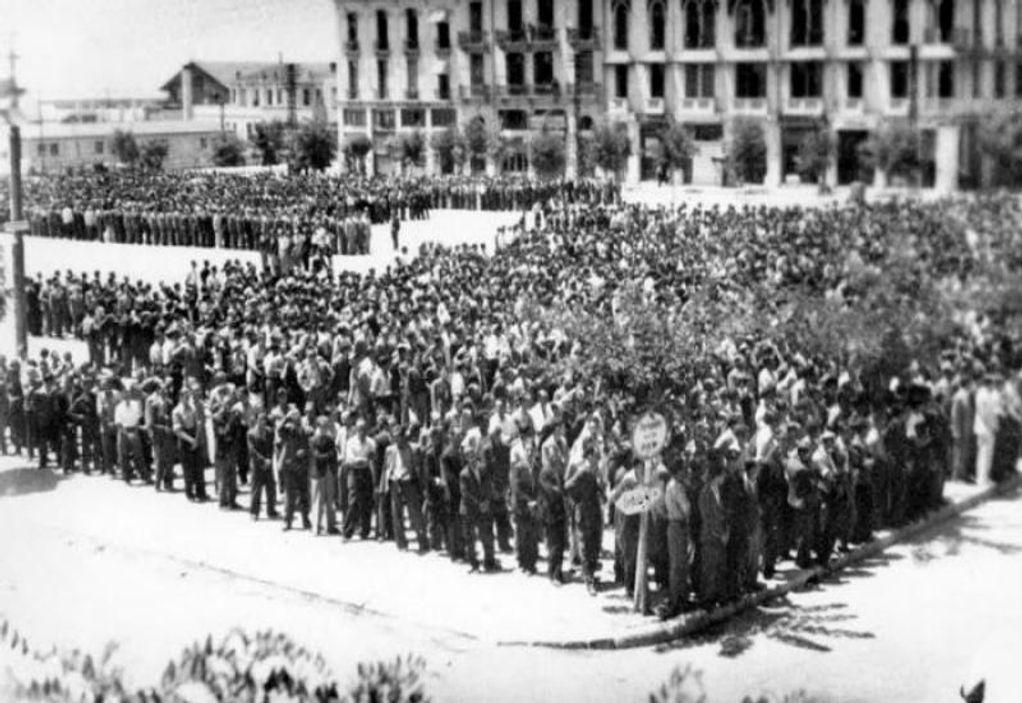 Θεσσαλονίκη: Ημέρα Μνήμης των Ελλήνων Εβραίων Μαρτύρων και Ηρώων του Ολοκαυτώματος
