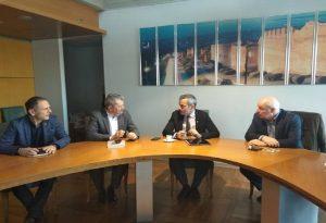 ΟΣΕΘ: Συνάντηση με τον Κωνσταντίνο Ζέρβα