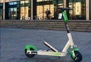 Lime: Δοκιμάζει στο Παρίσι «πράσινες» μπαταρίες