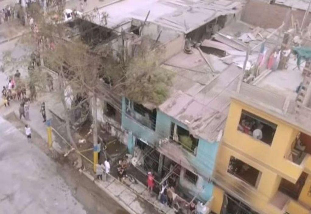 Περού: Στους 13 οι νεκροί από την έκρηξη βυτιοφόρου (VIDEO)