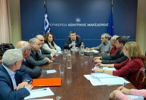 Θεσσαλονίκη: Τρεις κόμβοι σε Περαία και Ν.Επιβάτες