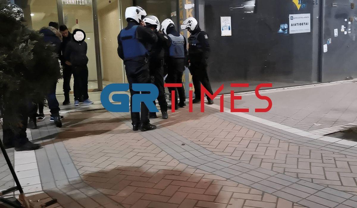 Νέα συμπλοκή μεταξύ αλλοδαπών στη Θεσσαλονίκη (ΦΩΤΟ-VIDEO)