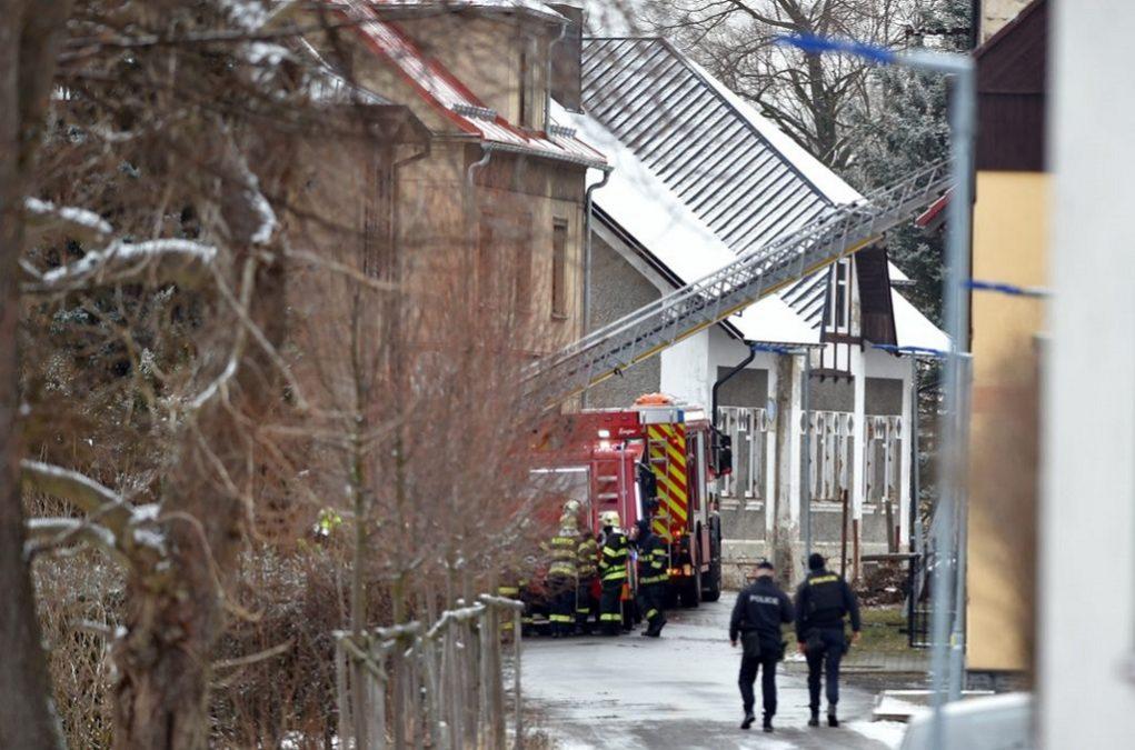 Τσεχία: 11 άνθρωποι νεκροί σε πυρκαγιά σε πολυκατοικία
