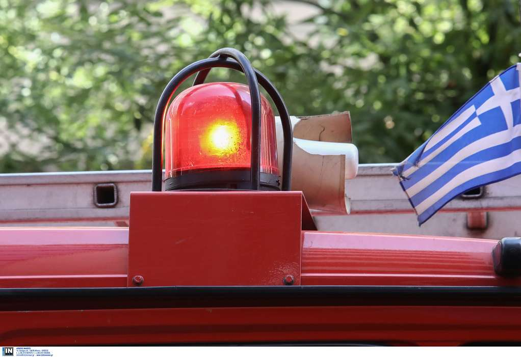 Μελίσσια: Πυρκαγιά σε διαμέρισμα – Ένας τραυματίας