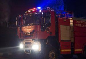 Κινδύνευσαν τέσσερα άτομα από πυρκαγιά στη Νέα Ραιδεστό (VIDEO)