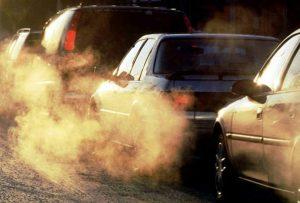 Οι ρύποι από τα οχήματα «πνίγουν» την Αθήνα
